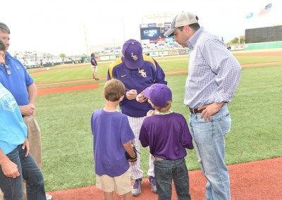 2016 LSU Baseball Prostate Awareness game (11)