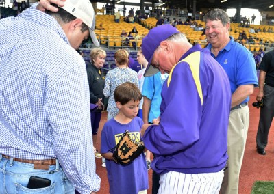 2016 LSU Baseball Prostate Awareness game (12)