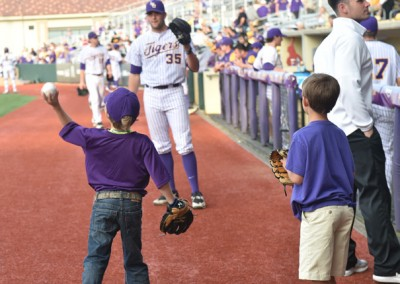 2016 LSU Baseball Prostate Awareness game (15)