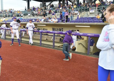 2016 LSU Baseball Prostate Awareness game (18)