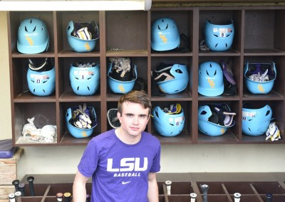 2016 LSU Baseball Prostate Awareness game (2)