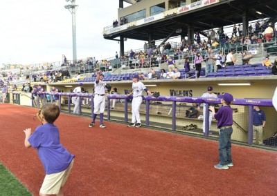 2016 LSU Baseball Prostate Awareness game (22)