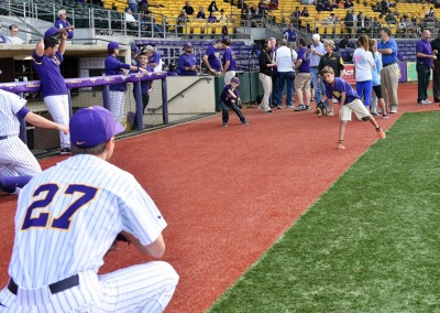 2016 LSU Baseball Prostate Awareness game (24)