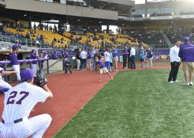 2016 LSU Baseball Prostate Awareness game (25)