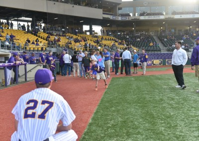 2016 LSU Baseball Prostate Awareness game (26)