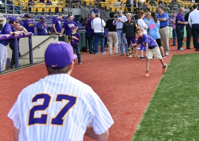 2016 LSU Baseball Prostate Awareness game (27)