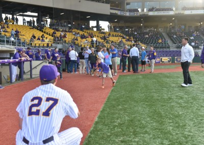 2016 LSU Baseball Prostate Awareness game (28)