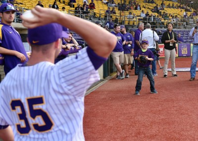 2016 LSU Baseball Prostate Awareness game (30)