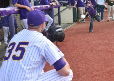 2016 LSU Baseball Prostate Awareness game (32)