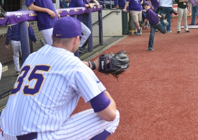 2016 LSU Baseball Prostate Awareness game (33)