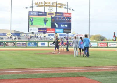 2016 LSU Baseball Prostate Awareness game (34)