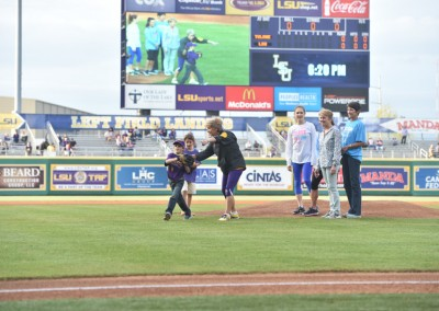 2016 LSU Baseball Prostate Awareness game (35)