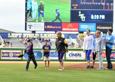 2016 LSU Baseball Prostate Awareness game (38)