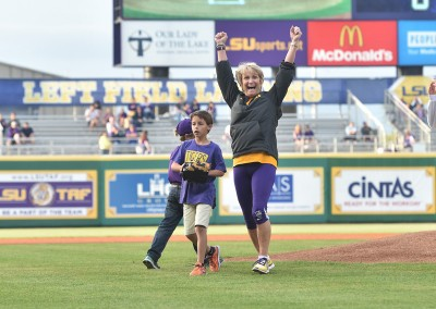 2016 LSU Baseball Prostate Awareness game (42)