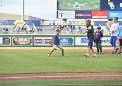 2016 LSU Baseball Prostate Awareness game (47)