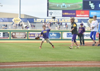 2016 LSU Baseball Prostate Awareness game (48)