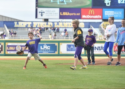 2016 LSU Baseball Prostate Awareness game (49)