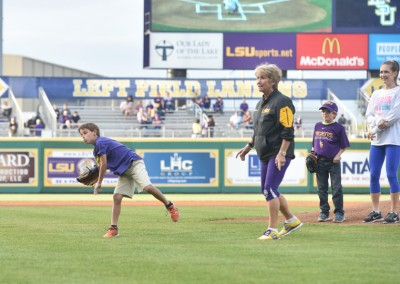 2016 LSU Baseball Prostate Awareness game (51)