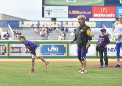 2016 LSU Baseball Prostate Awareness game (53)