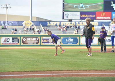 2016 LSU Baseball Prostate Awareness game (54)