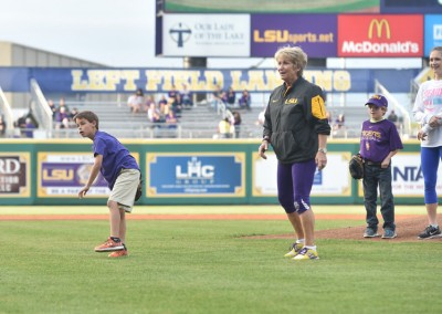 2016 LSU Baseball Prostate Awareness game (56)