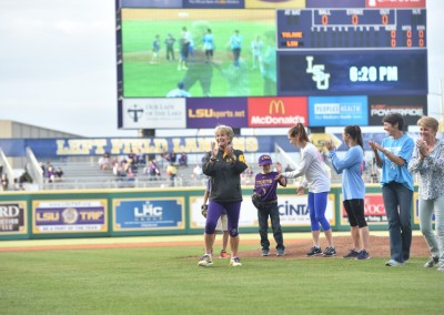 2016 LSU Baseball Prostate Awareness game (63)