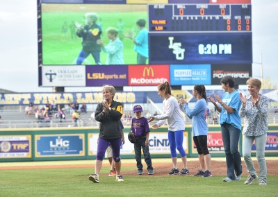 2016 LSU Baseball Prostate Awareness game (65)