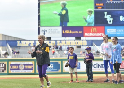 2016 LSU Baseball Prostate Awareness game (67)