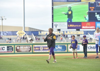 2016 LSU Baseball Prostate Awareness game (69)