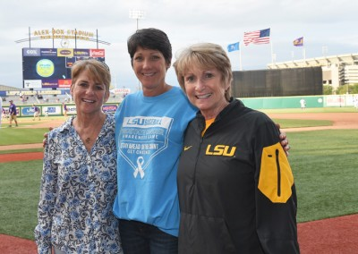 2016 LSU Baseball Prostate Awareness game (7)
