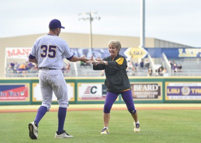 2016 LSU Baseball Prostate Awareness game (70)