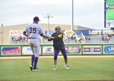2016 LSU Baseball Prostate Awareness game (72)