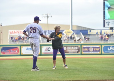 2016 LSU Baseball Prostate Awareness game (73)
