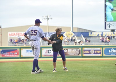 2016 LSU Baseball Prostate Awareness game (74)