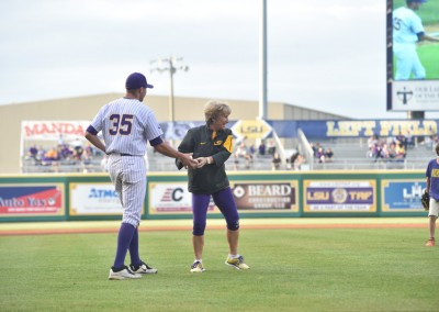 2016 LSU Baseball Prostate Awareness game (75)