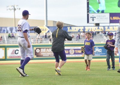 2016 LSU Baseball Prostate Awareness game (77)