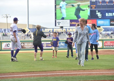 2016 LSU Baseball Prostate Awareness game (78)