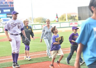 2016 LSU Baseball Prostate Awareness game (81)