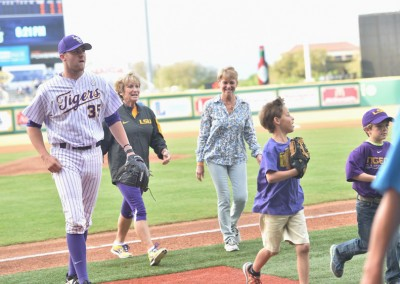 2016 LSU Baseball Prostate Awareness game (82)