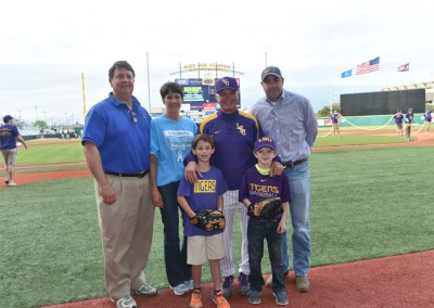 2016 LSU Baseball Prostate Awareness game (9)